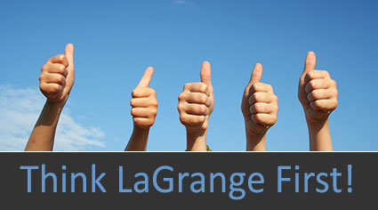 Think LaGrange First!